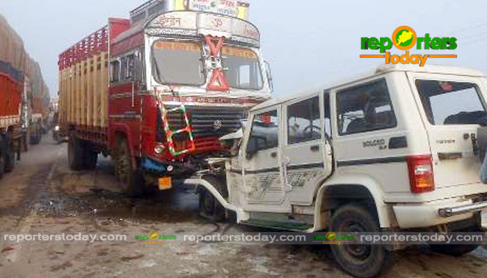 Road accidents during fog claim four lives in Odisha - Reporters Today